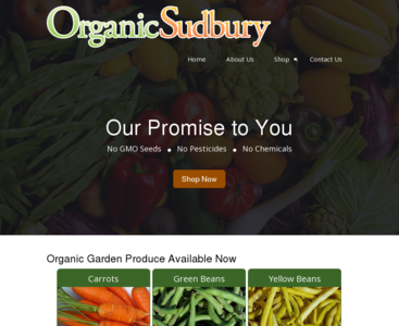 Welcome to Organic Sudbury | Organic Sudbury